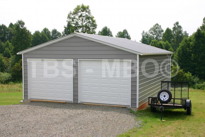 24X30X9 Garage / Shop #G016