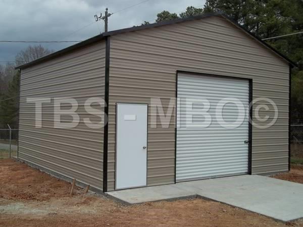 20x25x12 Garage #G094