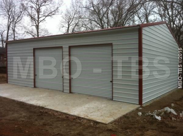 24x40x12 Garage #G128