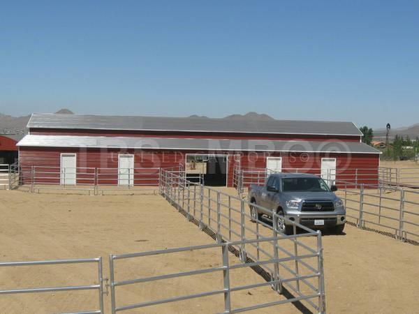 48x75 Barn / Garage #B032