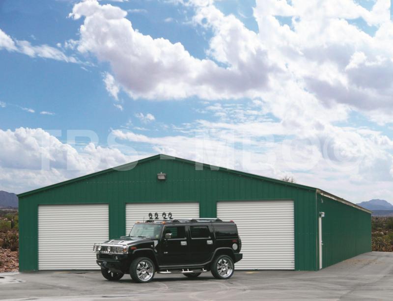 60X150X12 Garage / Shop #G007