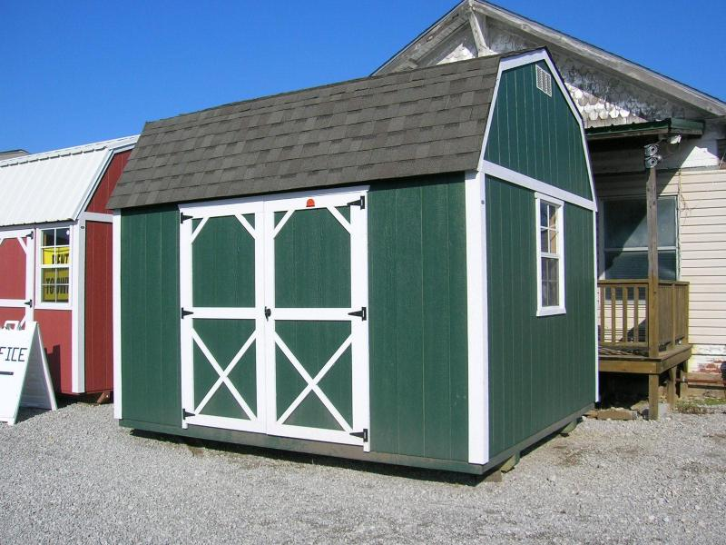 ***DISCOUNTED*** 10x12 LOFTED BARN