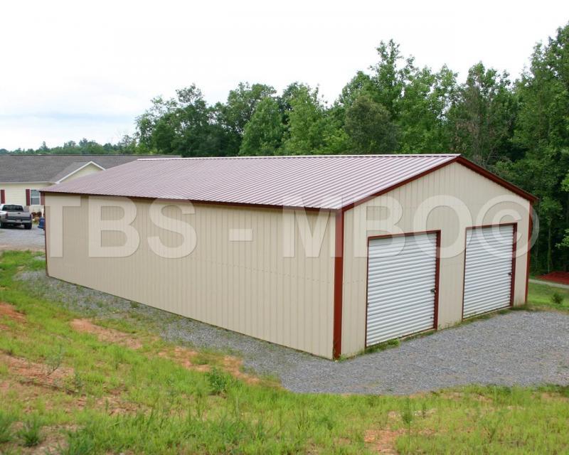 30X40X12 Garage / Shop #G034