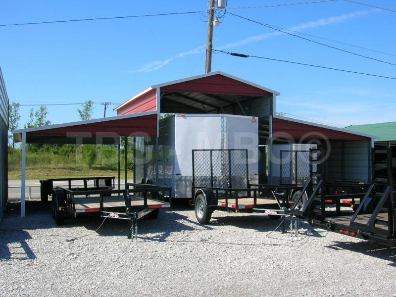 36X20 Barn / Carport #B018