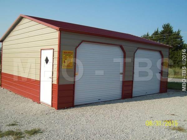 20x25x9 Garage #G120