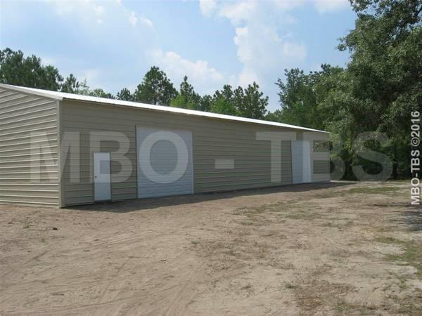 30x70x12 garage g99 trailers portable storage for 10x10 overhead door