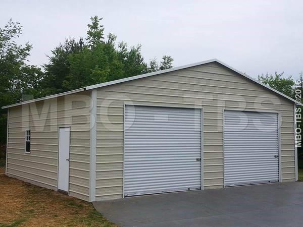 30x35x11 Garage #G188