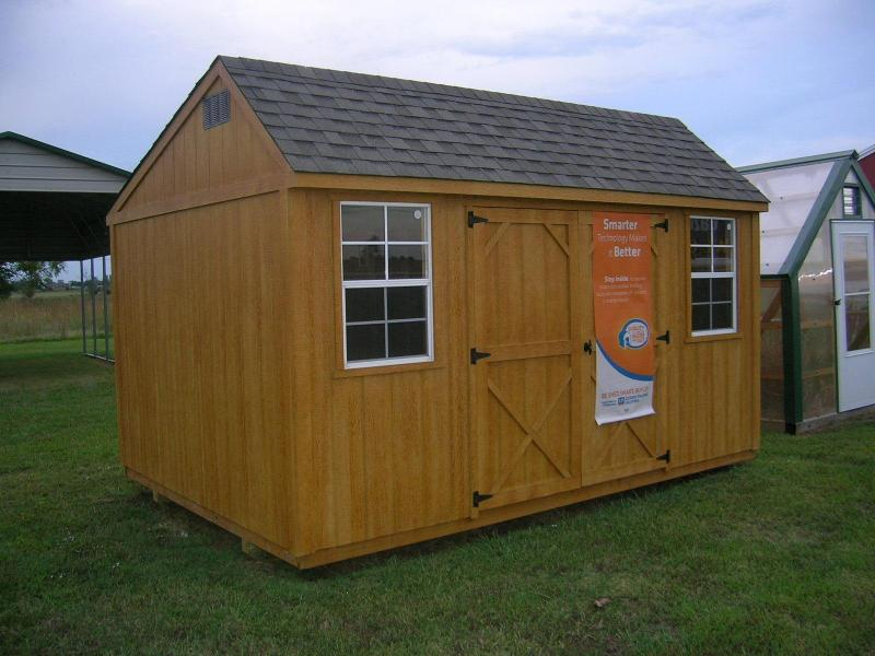 ***DISCOUNTED*** 10x14 Garden Shed