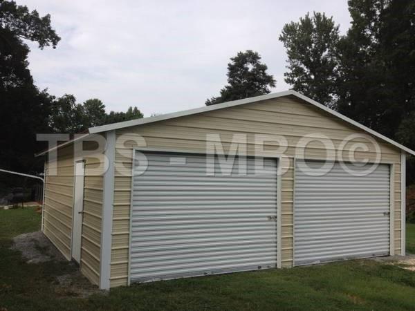 24x25x9 Garage #G180