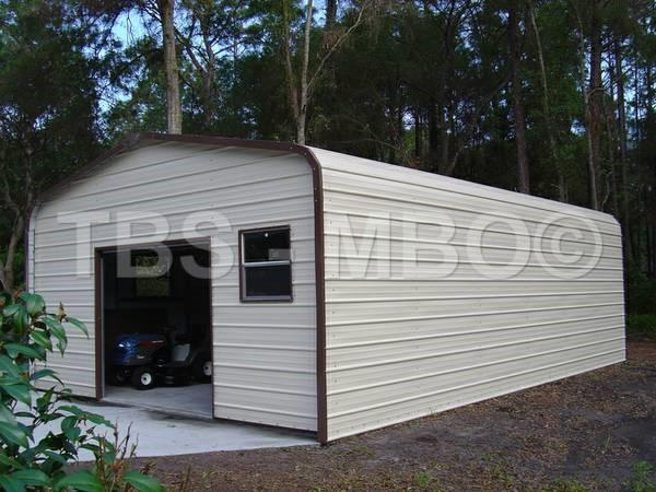18x20x8 Garage #G011