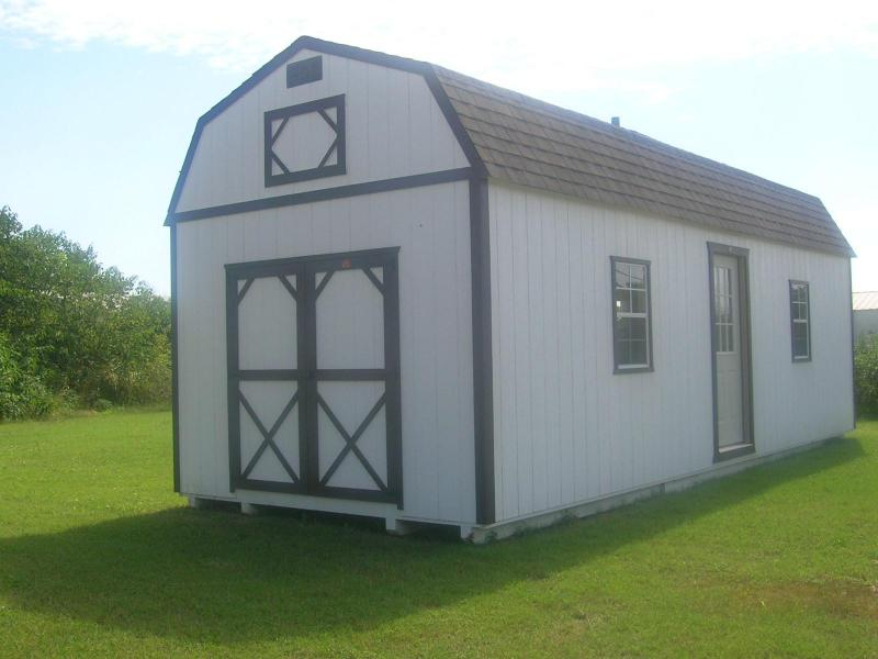 Lofted Barn Cabin 12X30