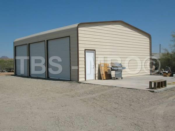30x35x11 Garage #G138