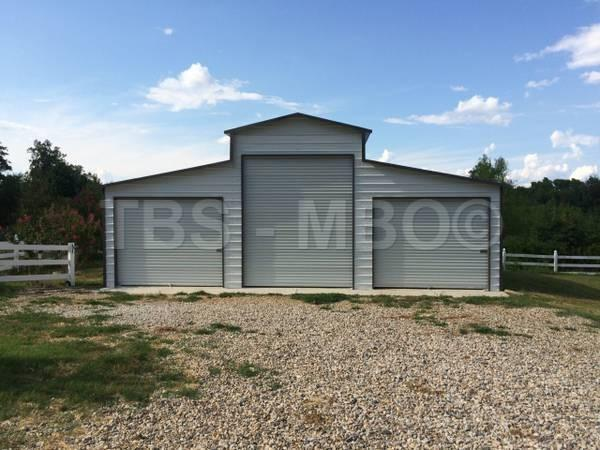 36x45 Barn / Garage #B042