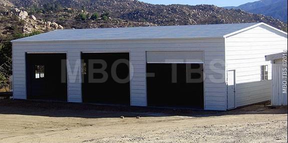 24x40x12 Garage #G117
