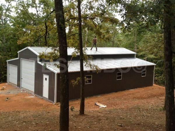 42x50 Barn / Garage #B068