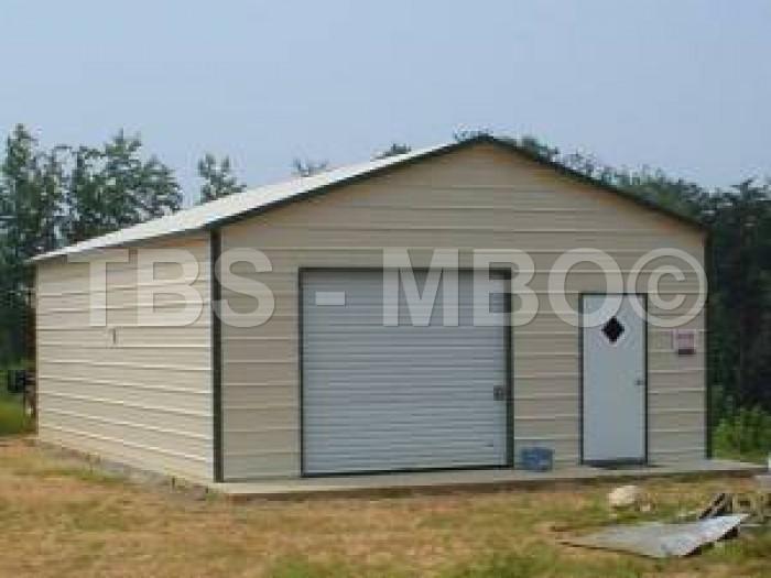 20x25x9 Garage #G151