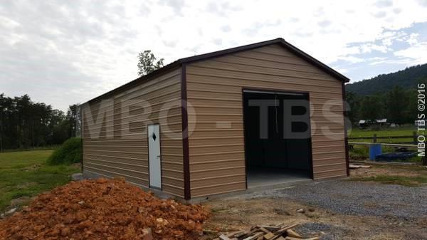 18x25x12 Garage #G185