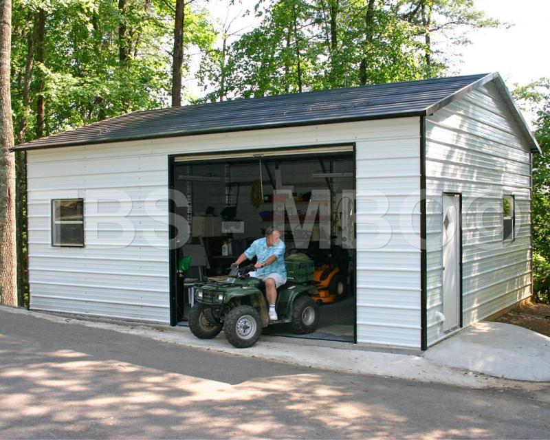 20X25X9 Garage / Shop #G009