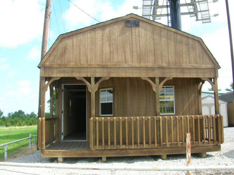 Lofted Barn Cabin 16X40