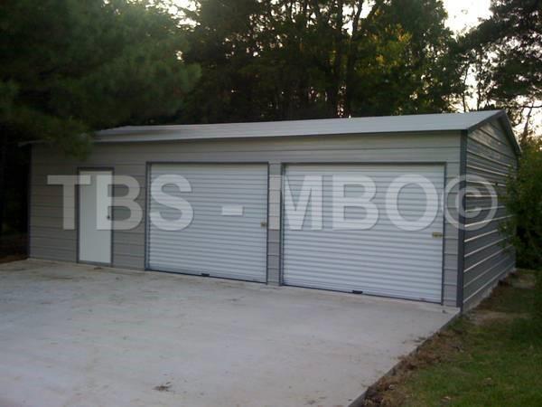 24X30X9 Garage #G109