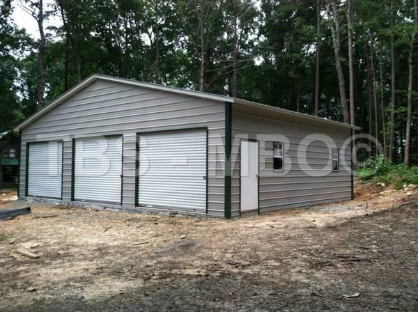 36x30x10 Garage #G143