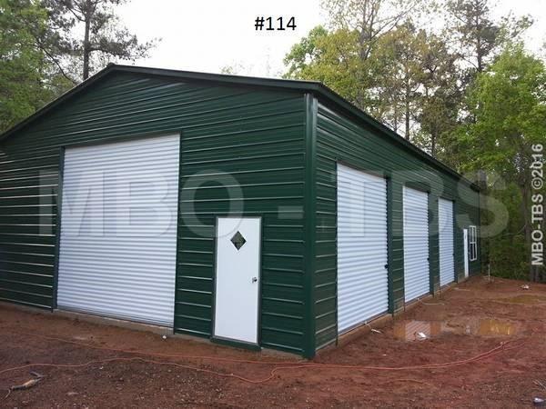 30x60x14 Garage #G177