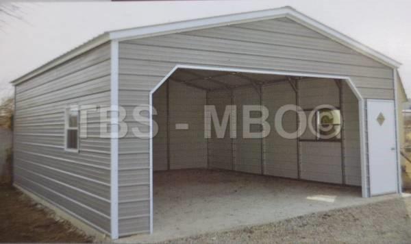 18x25x9 Garage #G122