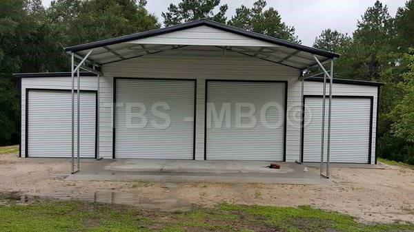 50x40 Barn / Garage #B060