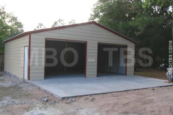 28x30x9 Garage #G135