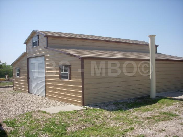 36x35 Barn / Garage #B039