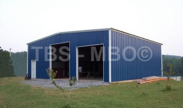 40x50x16 Garage #G169