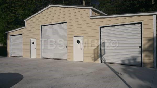 48x30 Barn / Garage #B065