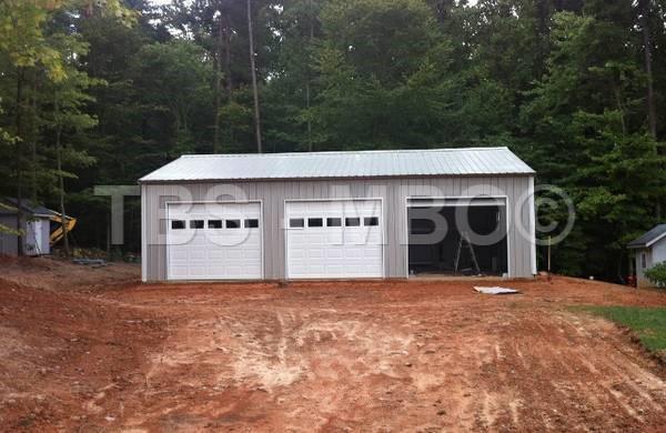 24x40x10 Garage #G148
