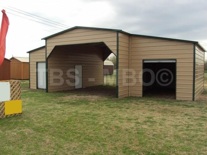 44x25 Barn / Garage #B052