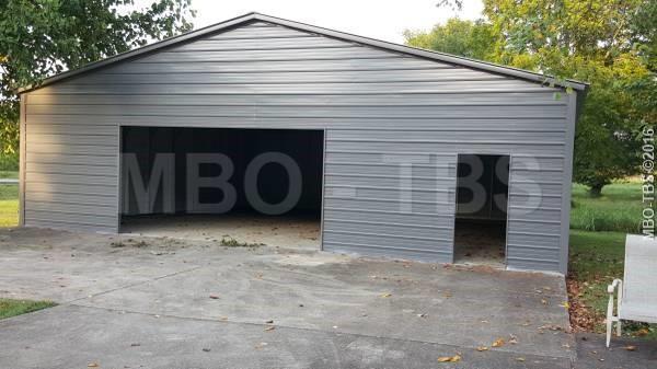 30x35x10 Garage #G182
