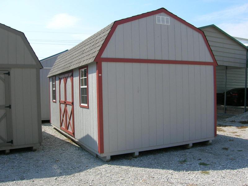 12x20 Lofted Barn