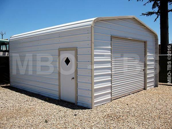 Garage #G140 | Trailers, Portable Storage Buildings, and Carports