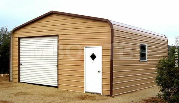18x20x8 Garage #G119
