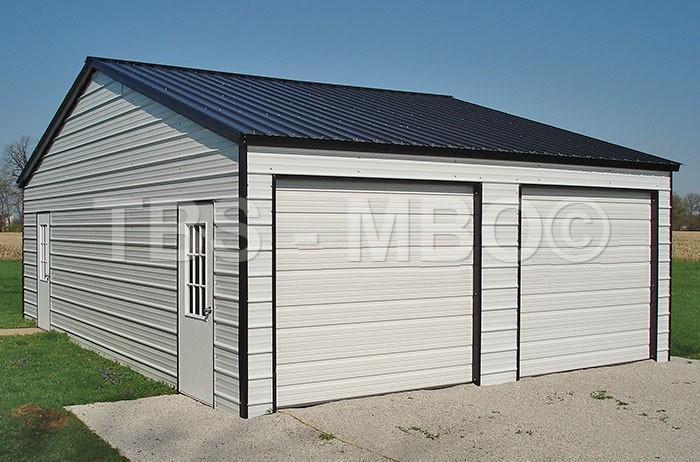 30x25x9 Garage #G153