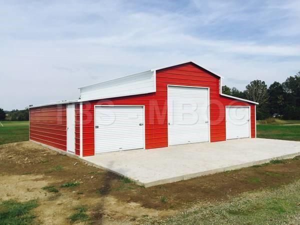 42x35 Barn / Garage #B057