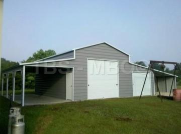 60X40 Garage / Barn #B025