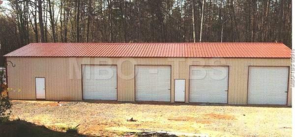 40x80x12 Garage #G187