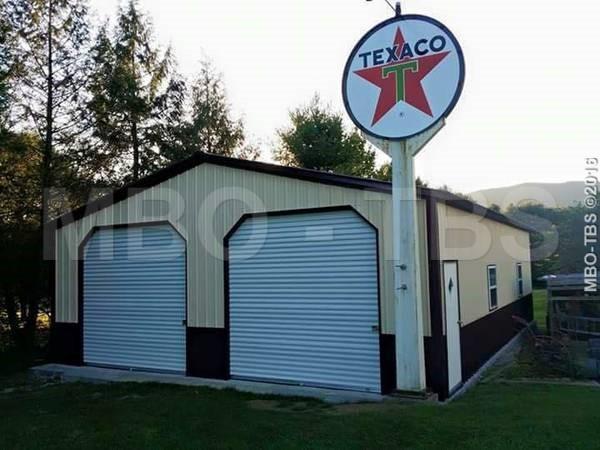 30x55x10 Garage #G132