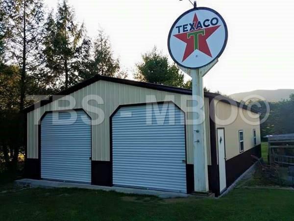 30x55x11 Garage #G132