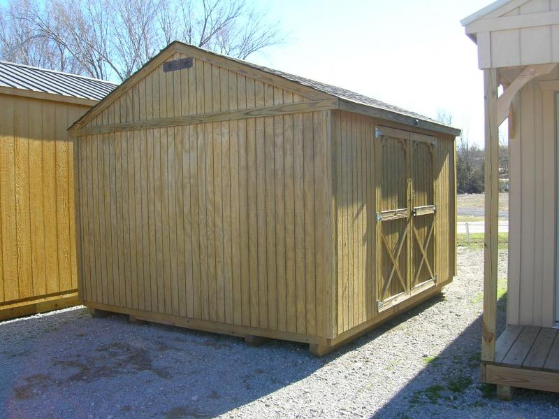 ***DISCOUNTED*** 12x12 UTILITY BUILDING