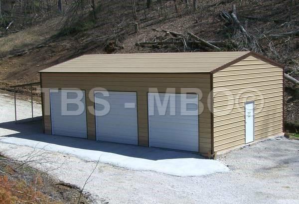 20x35x12 Garage #G111