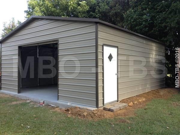 20x25x9 Garage #G179
