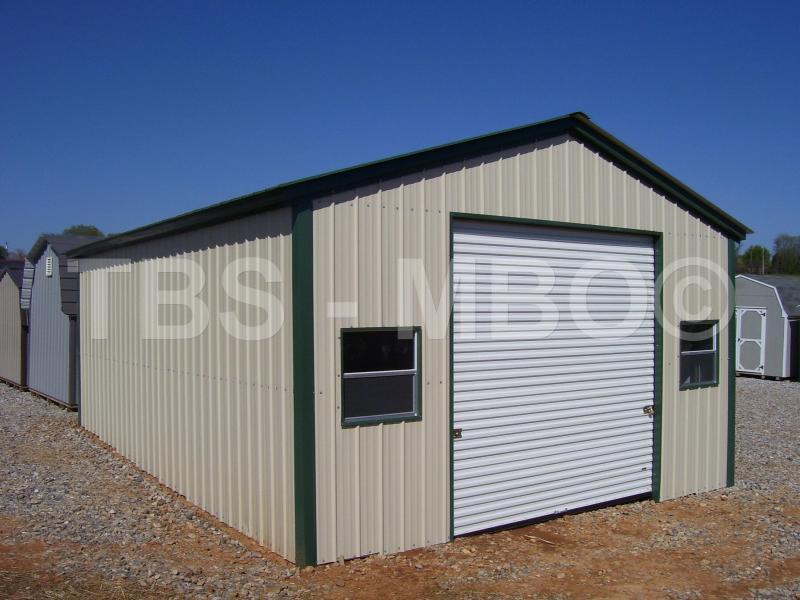 20X25X10 Garage / Shop #G048