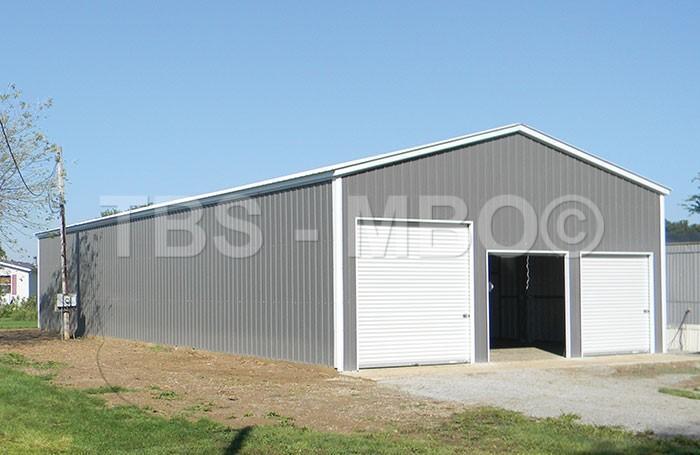 36x70x14 Garage #G171