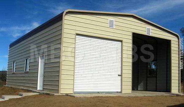 30x35x12 Garage #G116